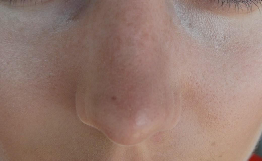 faux freckles maken