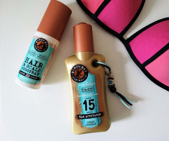 review byron bay suncare