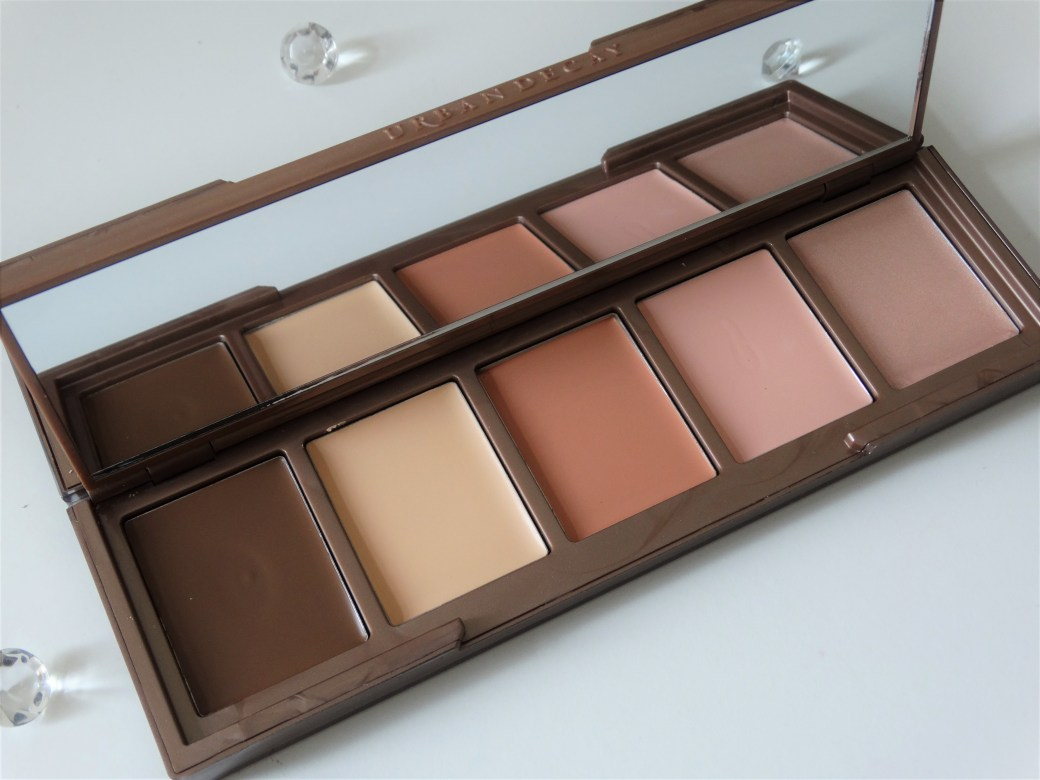 review urban decay naked skin shapeshifter