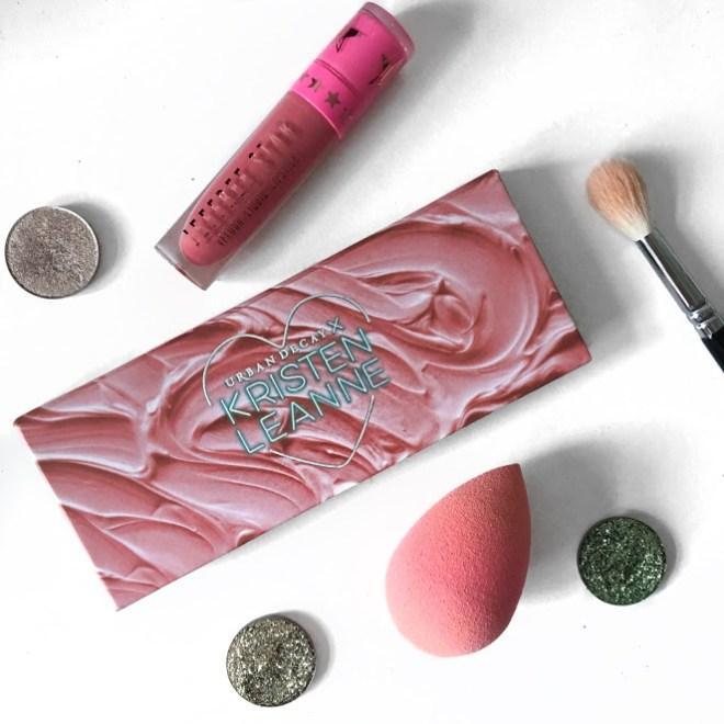 makeup in handbagage