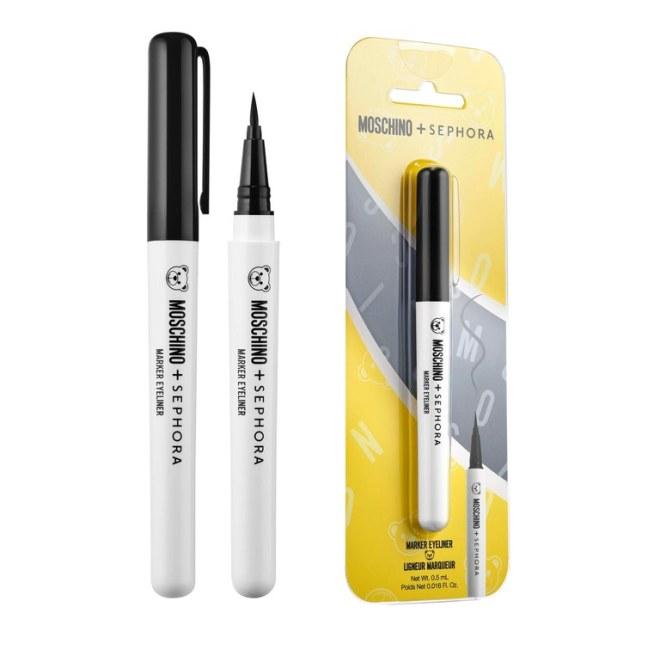 Sephora x Moschino eyeliner
