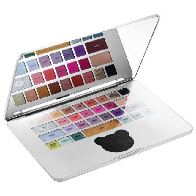 Sephora x Moschino laptop palette