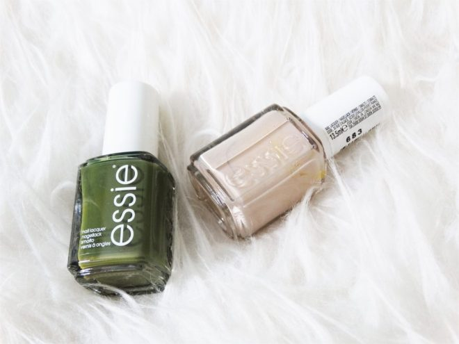 review essie nailpolish