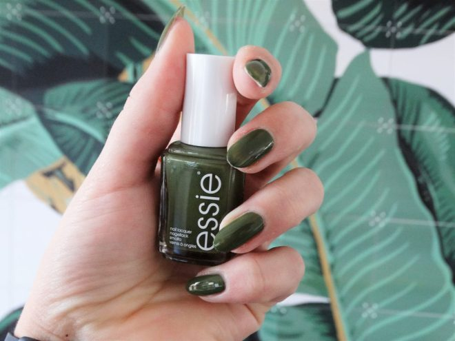 swatch heart of the jungle essie
