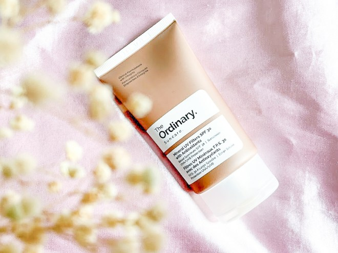 the ordinary zonnebrand review