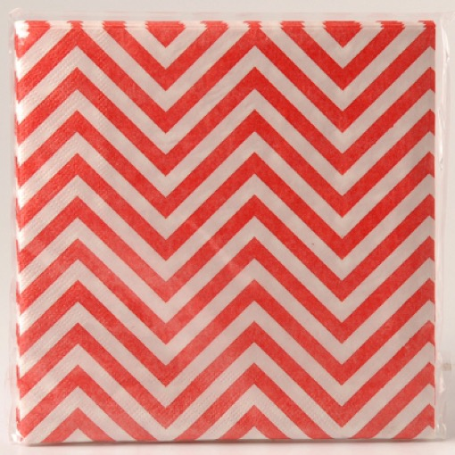 red-chevron-serviettes