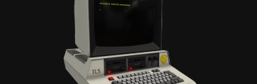 Retro Computer is now usable in UE4