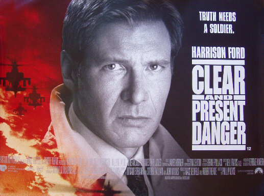 That Moment In Clear And Present Danger 1994 A Trade Is Made That Moment In