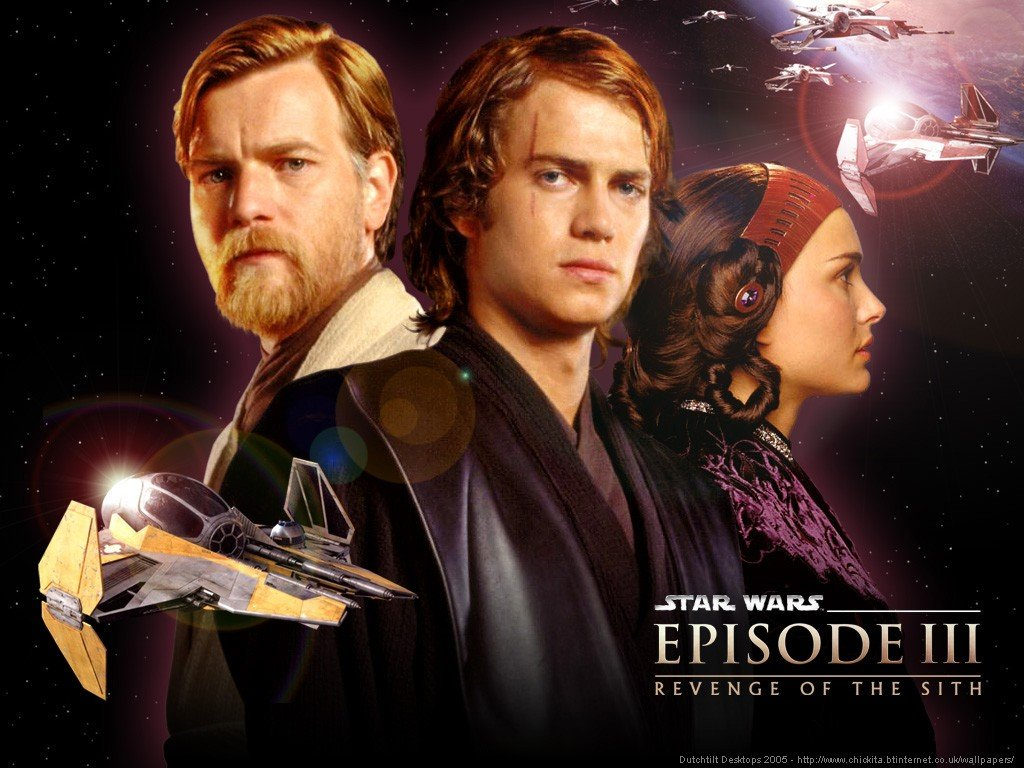 That Moment In Star Wars Episode Iii Revenge Of The Sith 2005 Order 66 That Moment In