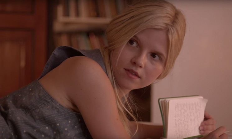THE GIRL IN THE BOOK Trailer - Emily VanCamp, Michael