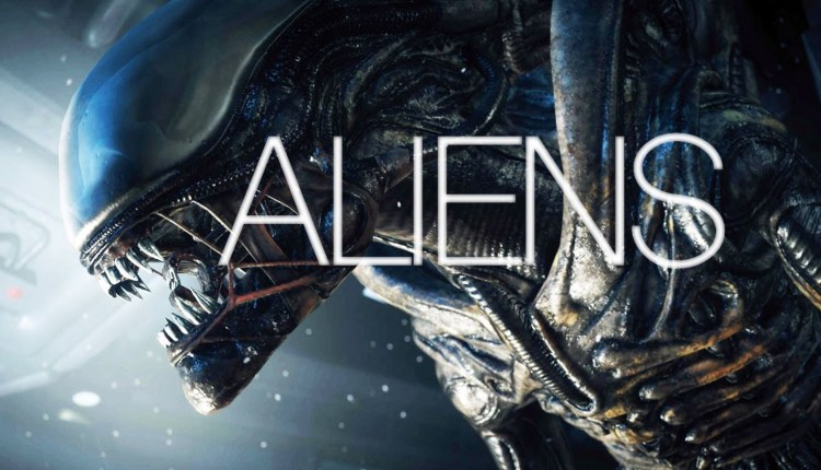 Quick Bit: 'Aliens' (1986) and the Exo-Suit Fight Moment
