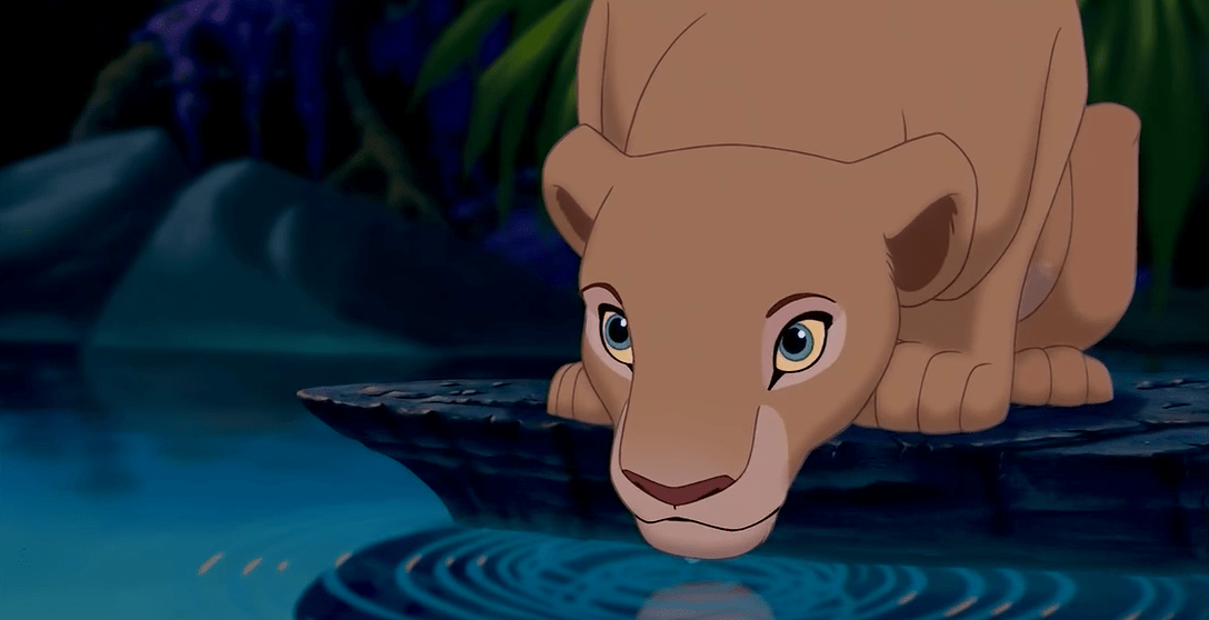 That Curious Moment In The Lion King 1994 That Moment In