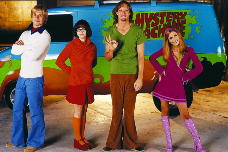 Scooby Doo 2 Monsters Unleashed And The Run From The Monsters Moment That Moment In