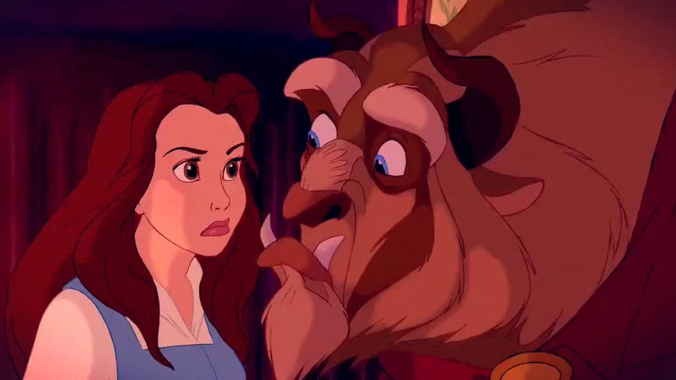 """Image result for Beauty and the Beast"""" (1991)"""