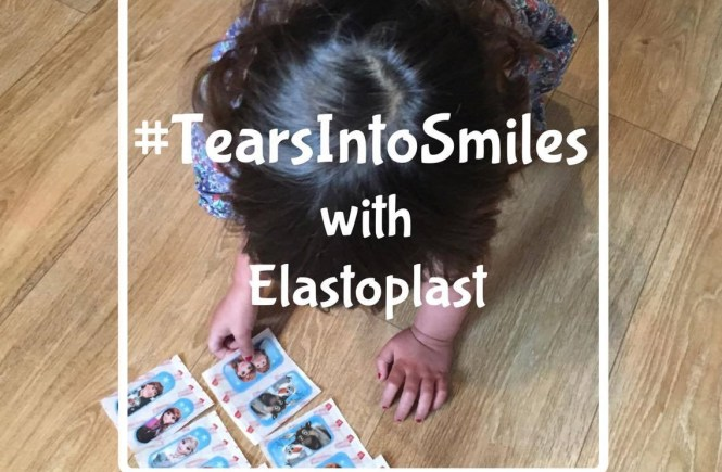 #TearsIntoSmiles with Elastoplast