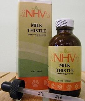 Milk Thistle NHV