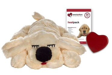 Heartbeat toy for puppies