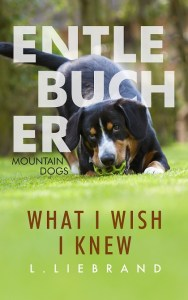 Book about Entlebucher mountain dogs