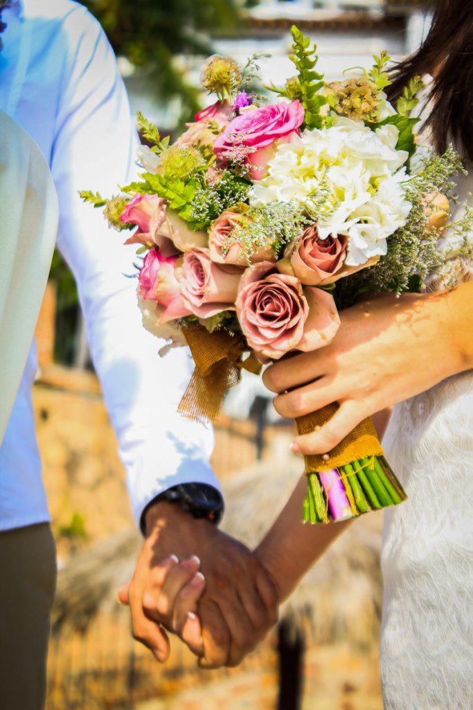 Puerto Vallarta wedding couple