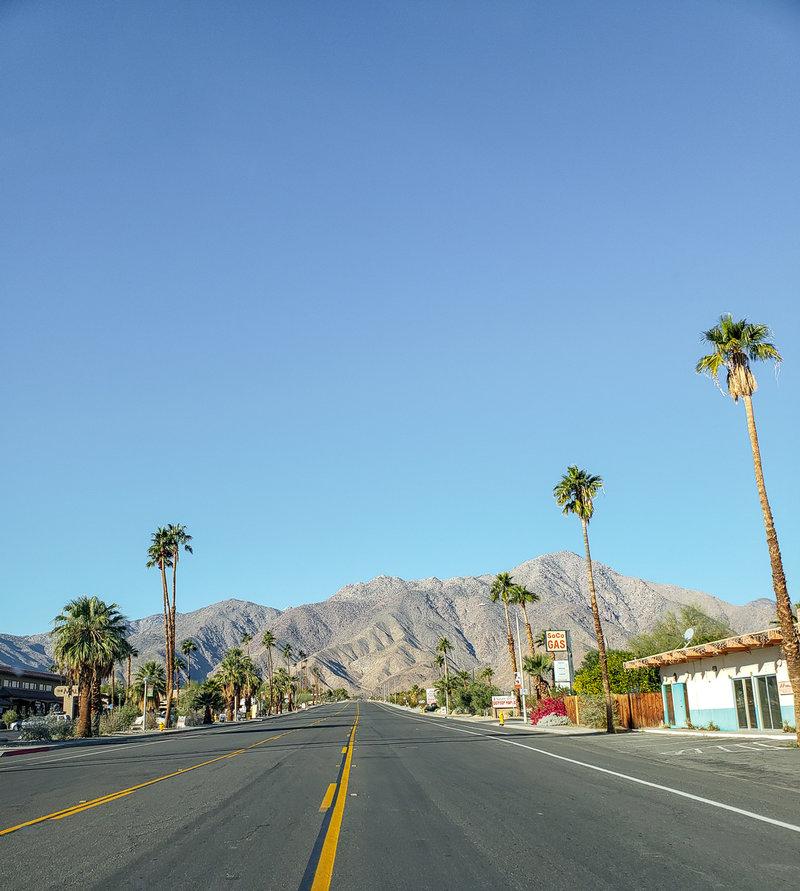 Roadtrip weekend in Borrego Springs, California