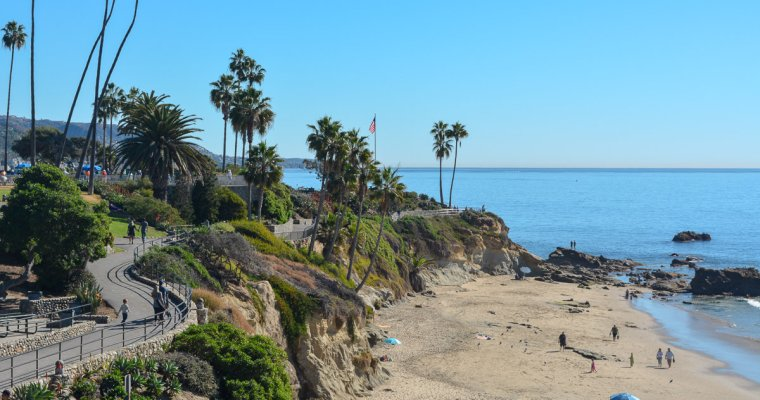 Laguna Beach Parking Guide: Where to Park in Laguna Beach