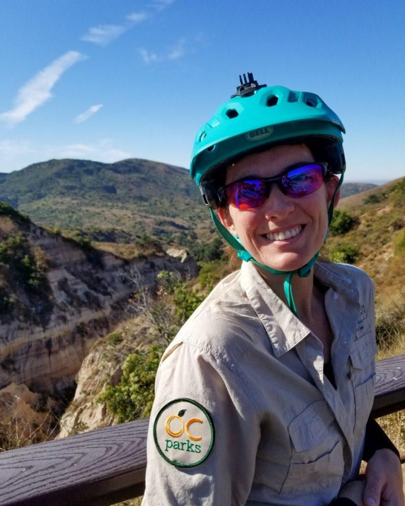 Volunteer for the Irvine Ranch Conservancy
