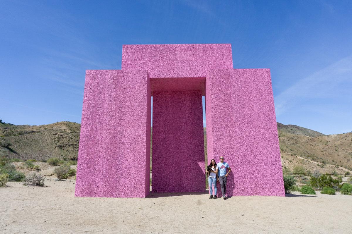 Art Installation for the 2019 DesertX in Palm Springs