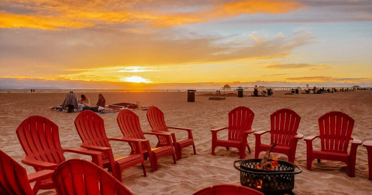 The Ultimate Guide to Beach Bonfires in Orange County