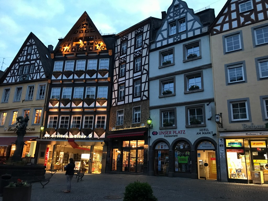 kosten weekend Cochem