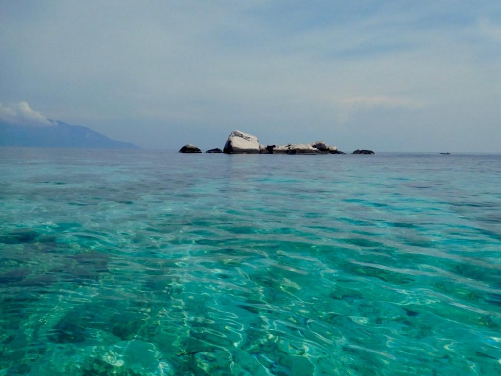 Snorkelen bij Coral Island