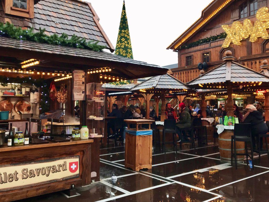 kerstmarkt in Luxemburg