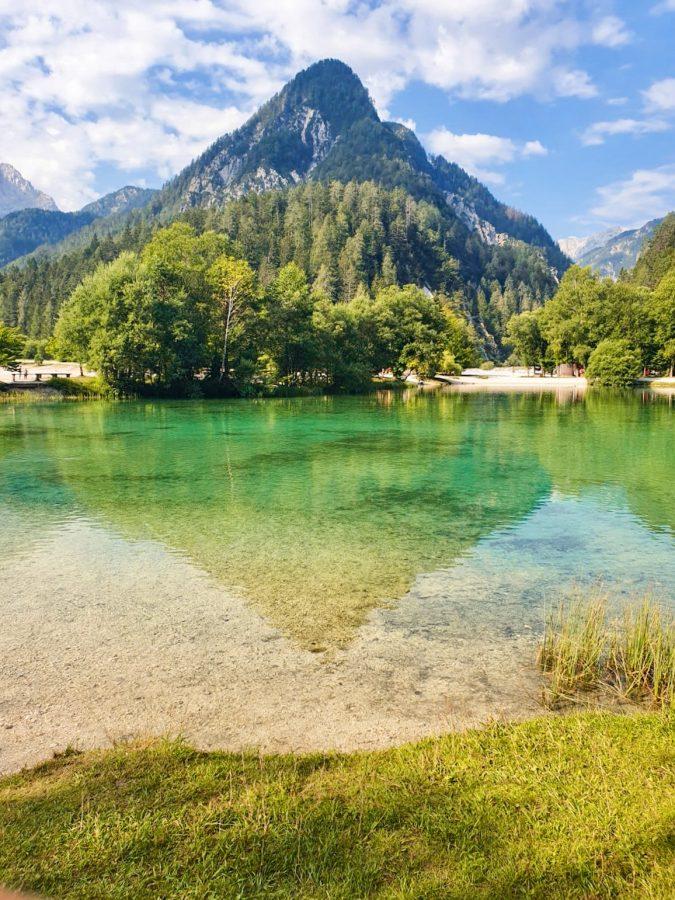 Slovenië 2020 - Triglav National Park - Jasna Lake
