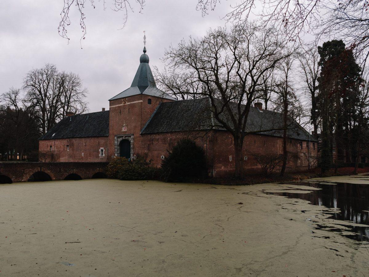 Kasteeltuinen Arcen, Limburg 1