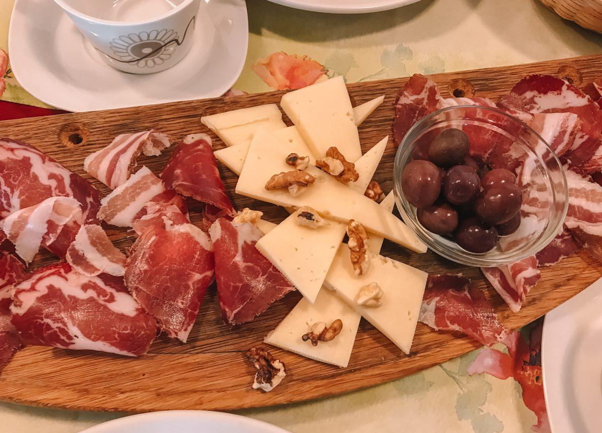 Kosten roadtrip Slovenië - eten en drinken 3