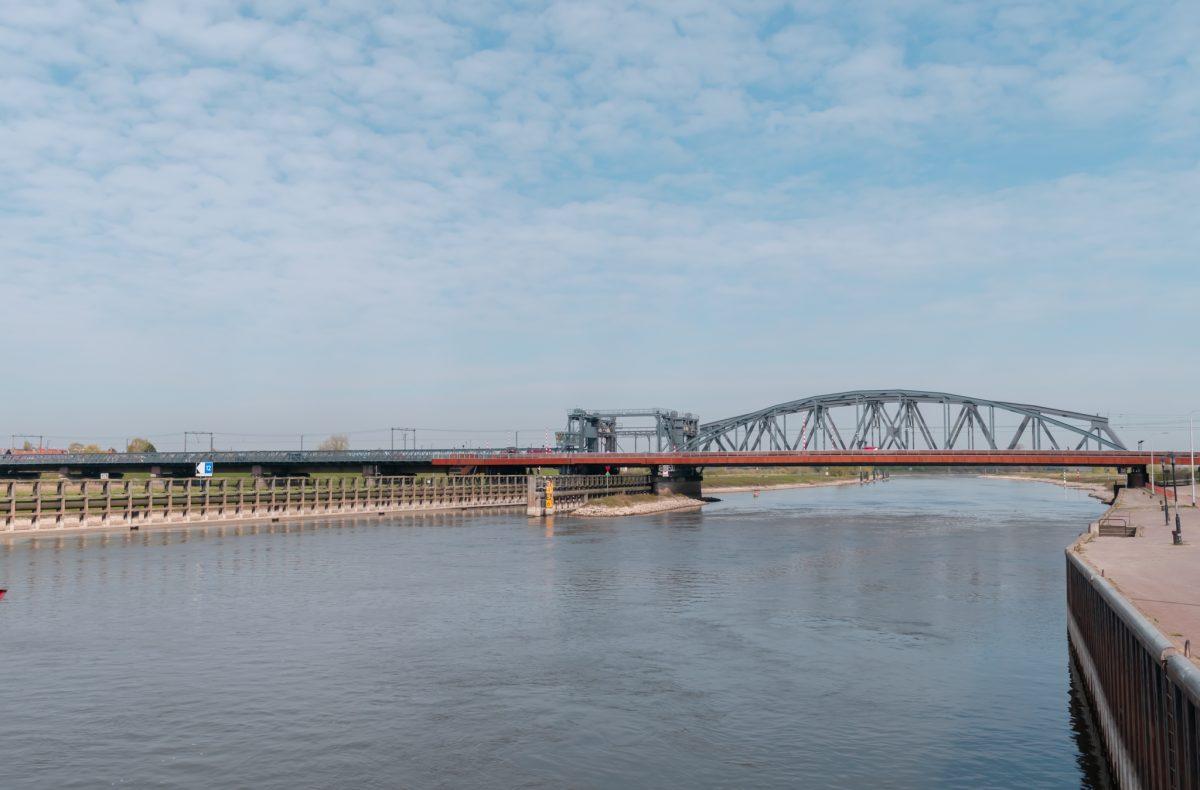 Oude IJsselbrug, IJsselkade Zutphen 1