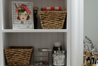 Does the KonMari method of decluttering bathroom and beauty products work?