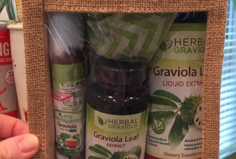 """Could Graviola be one of the """"cures"""" they don't want us to know about?"""