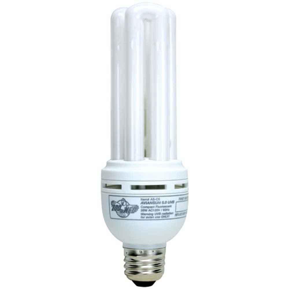 Avian Sun 5.0 UVB Compact Fluorescent Lamp