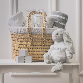 That's mine personalised Basket gift set