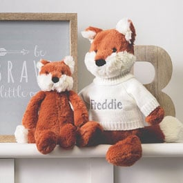 Personalised Jellycat