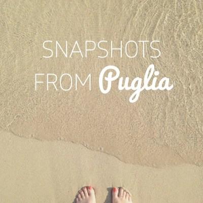 INGRIDESIGN snapshots from Puglia1