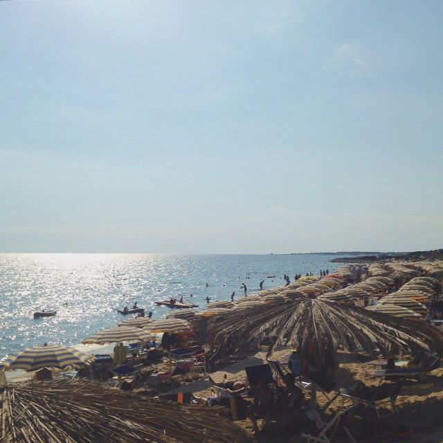 INGRIDESIGN_snapshots from Puglia :: life is a beach