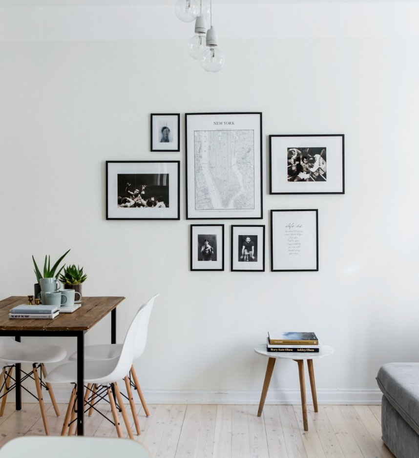 INTERIOR_scandinavian_wall_gallery_prints_black_frames