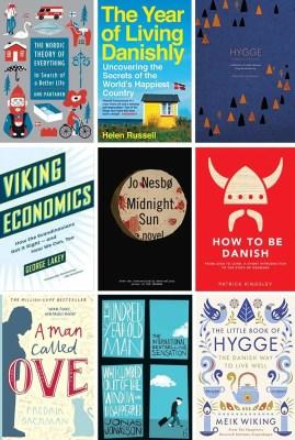 scandinavian books read nordic hygge selection 1