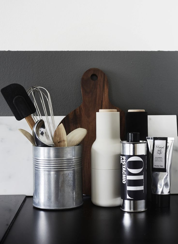 tin kitchen reuse home storage scandinavian