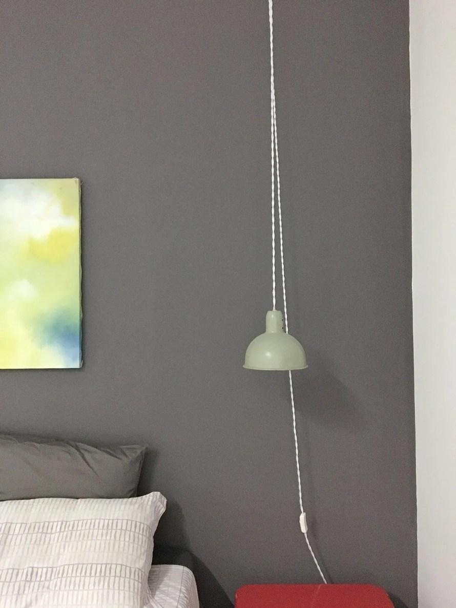 airbnb torino italy interior bedroom closeup