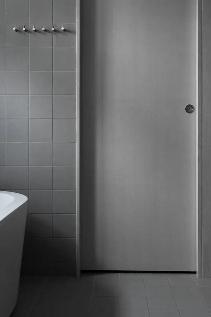 dark moody house swedish bathroom