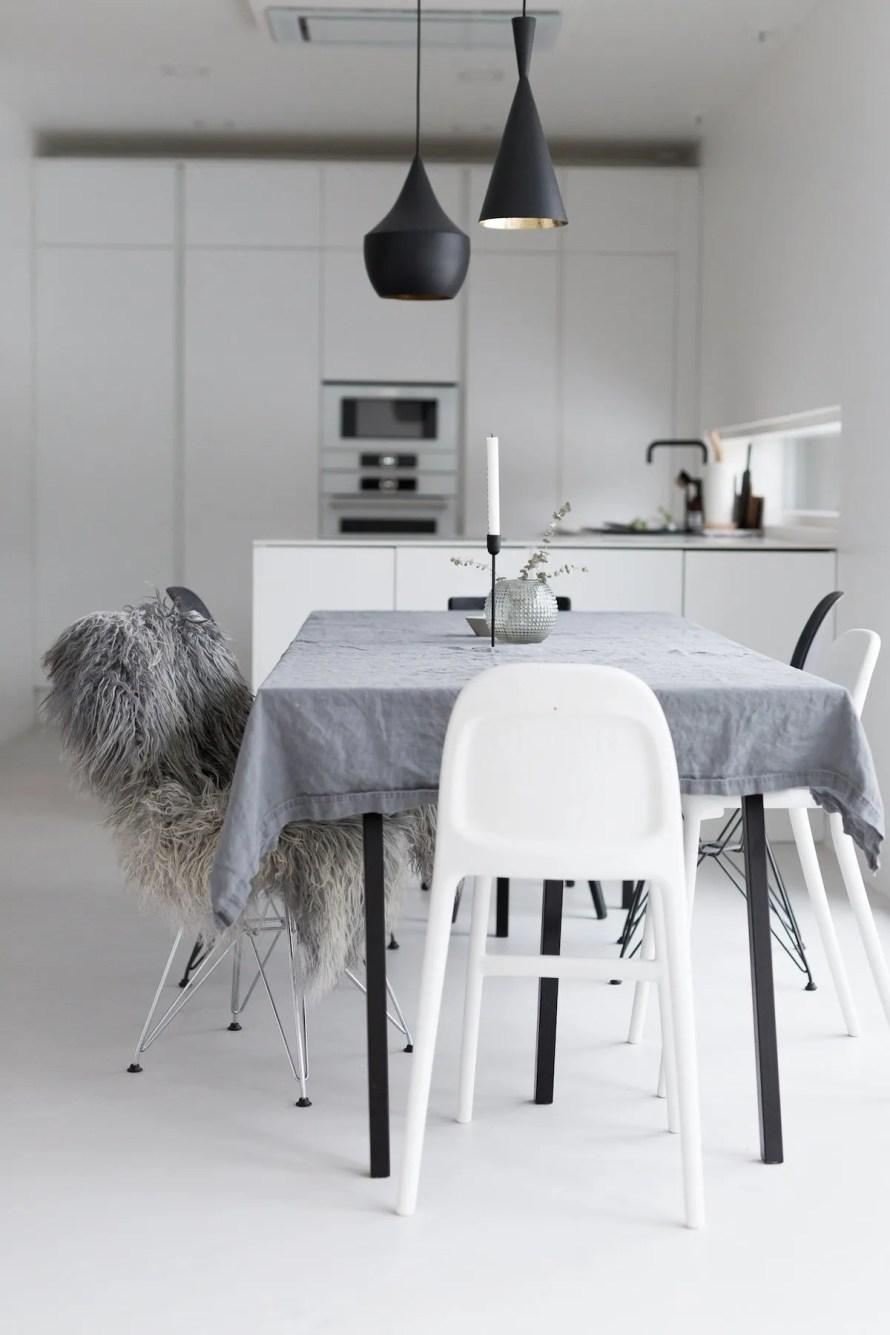 minishow home calm interior kitchen