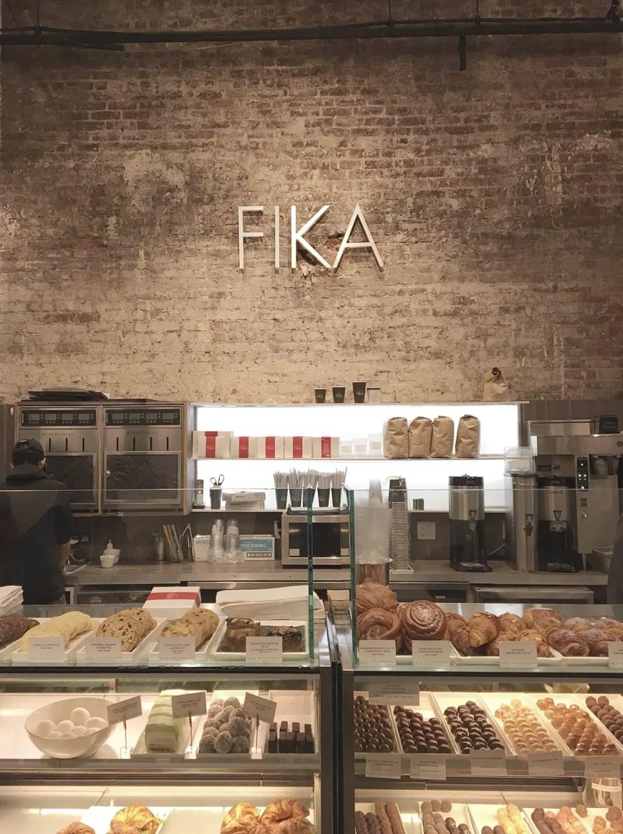 scandinavian feeling fika nyc counter