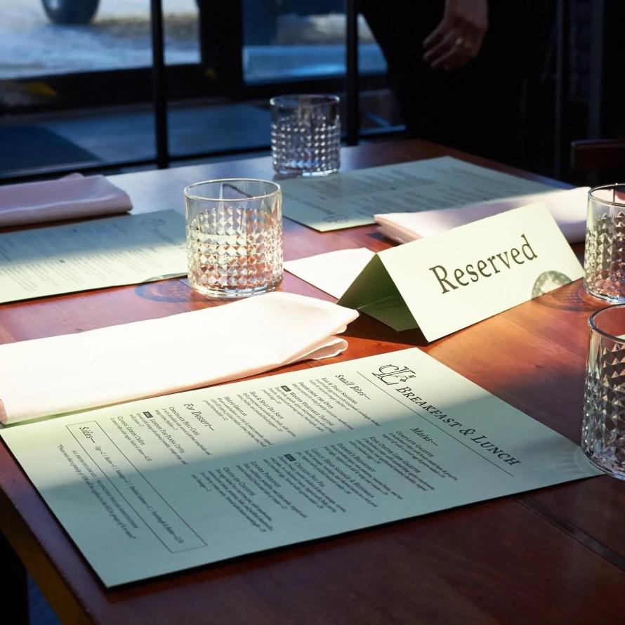 cafe linnea canada scandinavian table